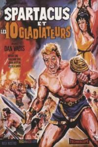 Спартак и 10 гладиаторов онлайн в хорошем качестве